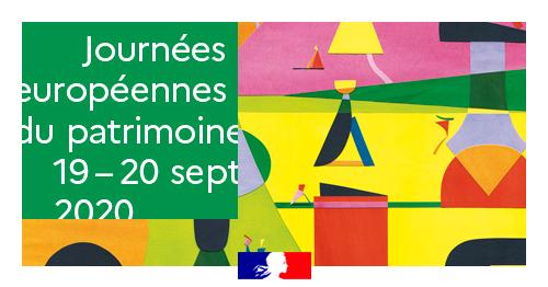JOURNEES EUROPEENNES DU PATRIMOINE 2020